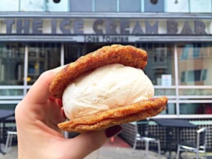 Cream Bar Sandwich